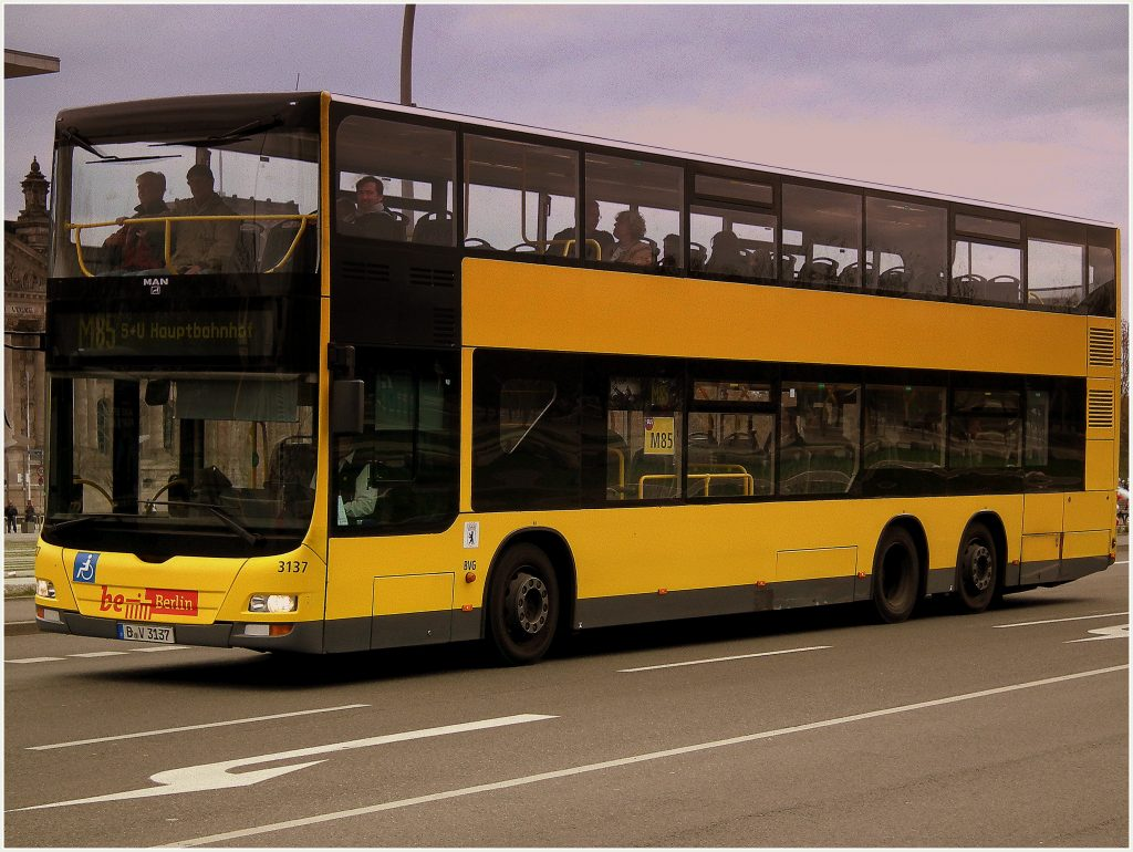 Bus Service Germany