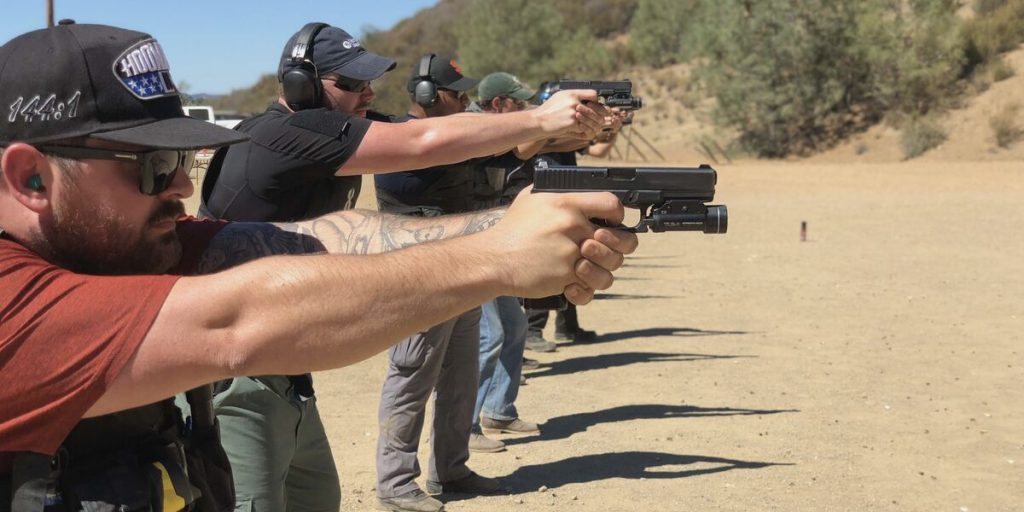 executive protection training program